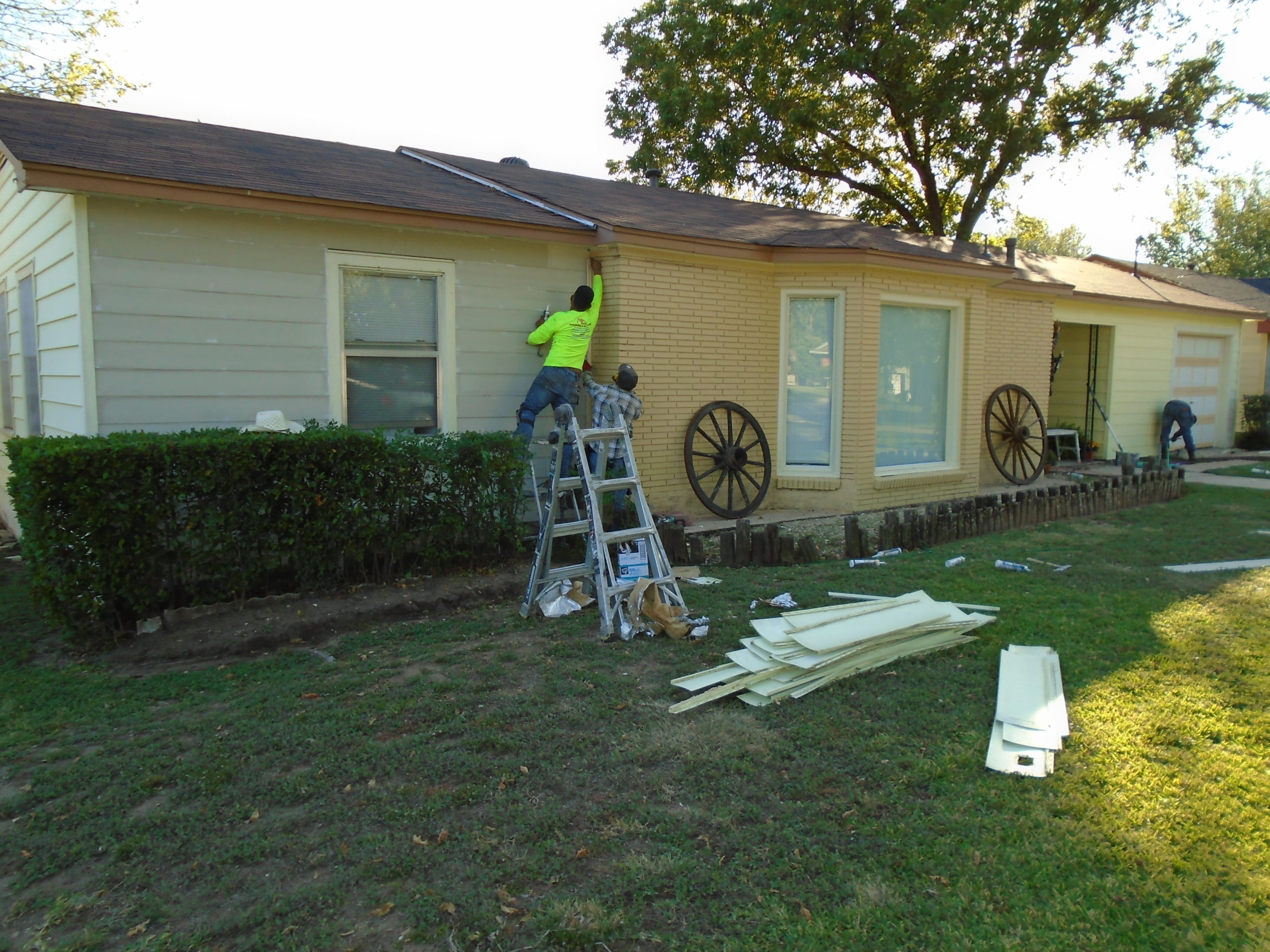 Best Roofing & Remodeling Waco, Texas - Siding & Painting