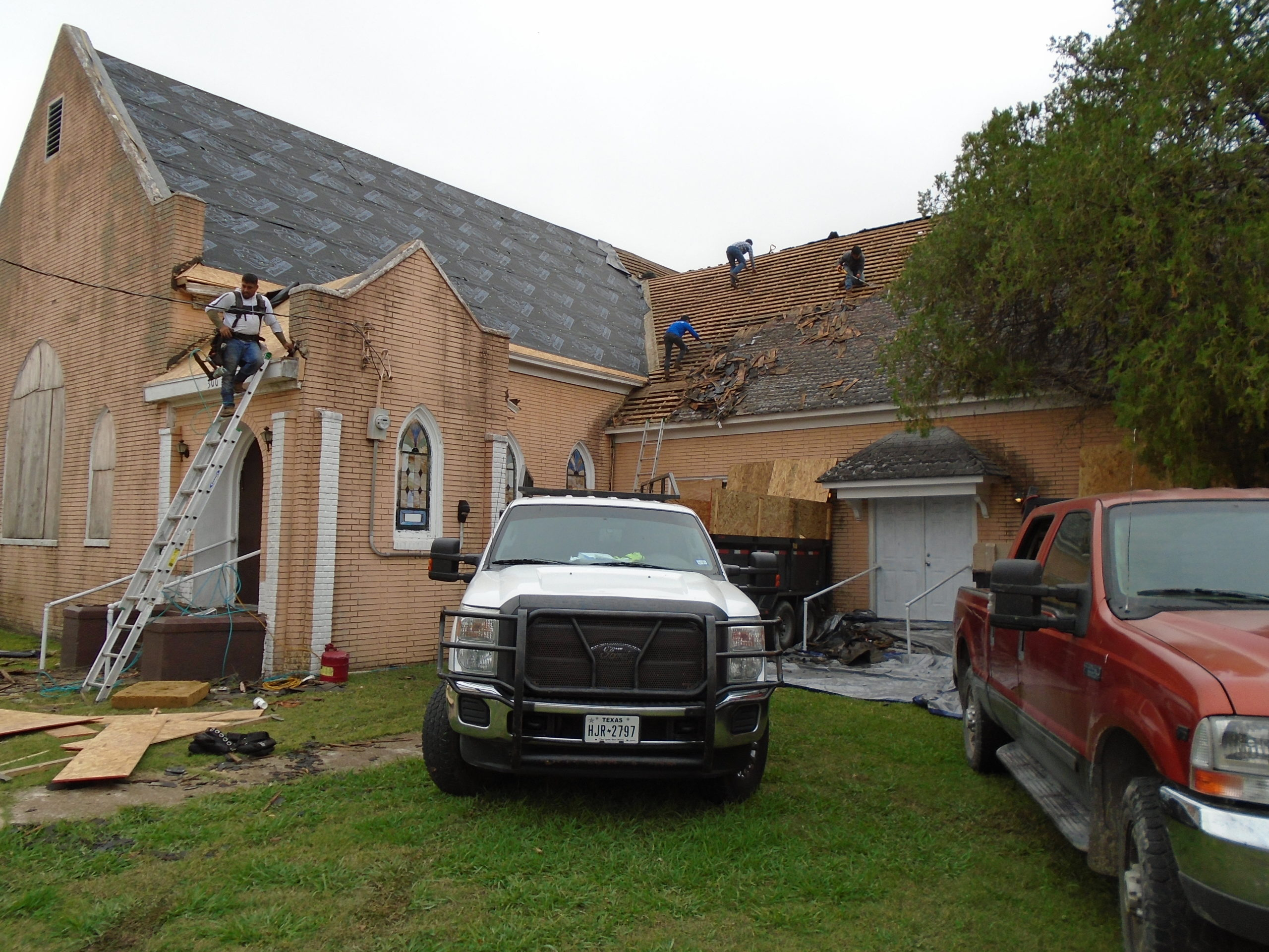 Best Roofing & Remodeling Waco, Texas New Church Roof
