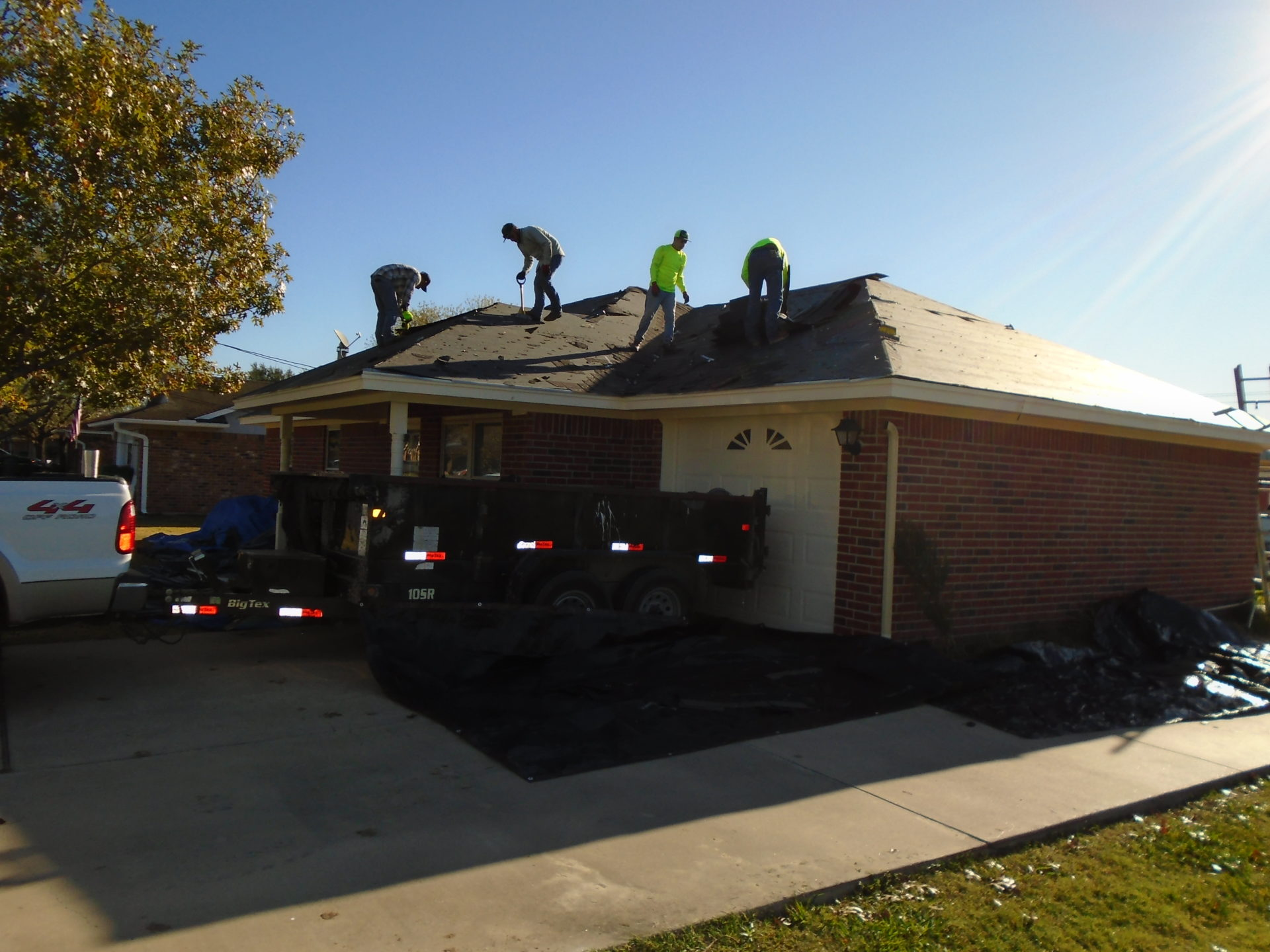 Best Roofing & Remodeling Central Texas Roof Project 36