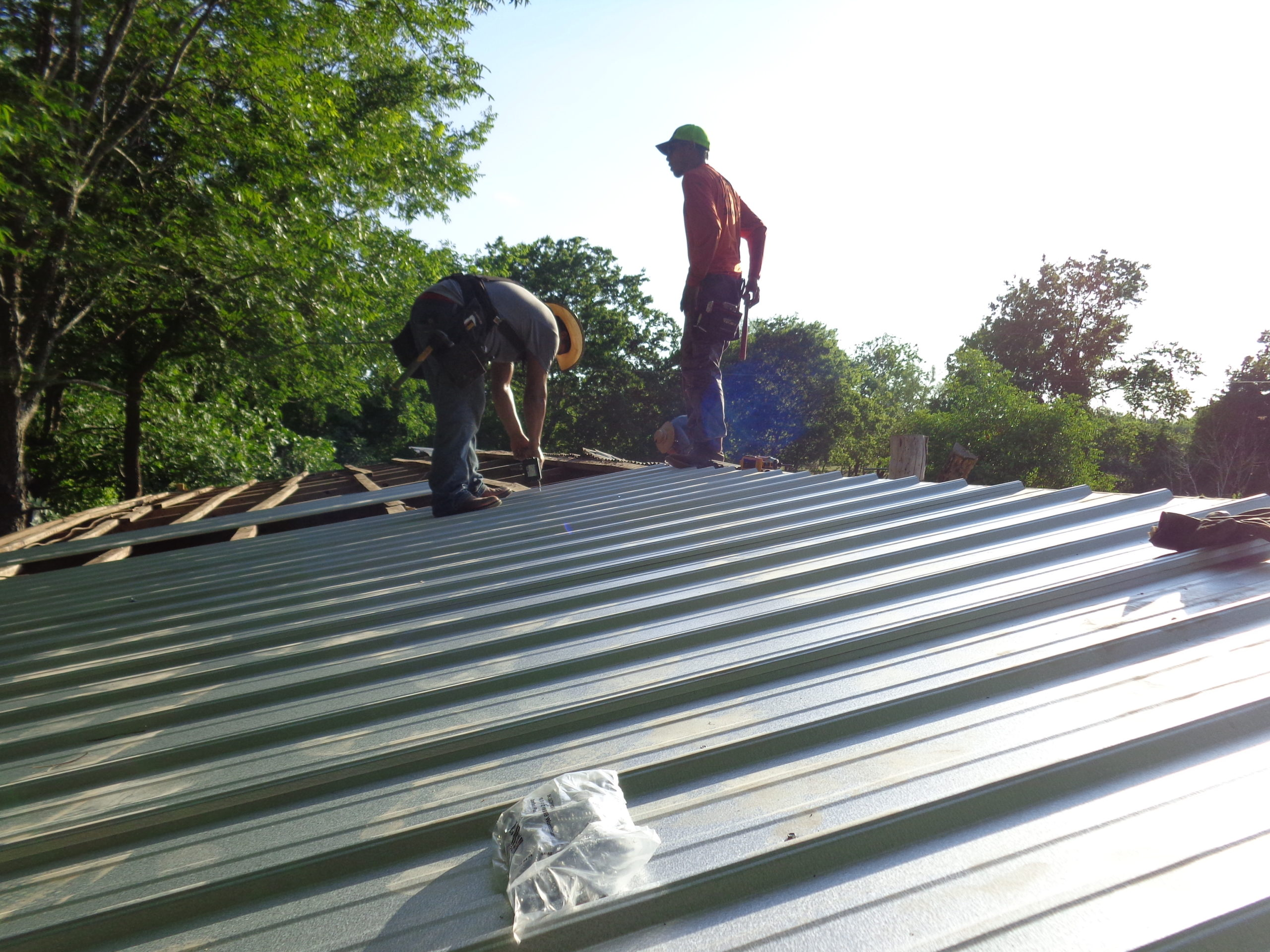 Best Roofing Waco - Metal Roofing