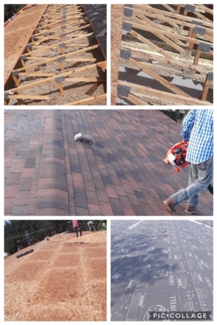 Roofing Process Waco Texas